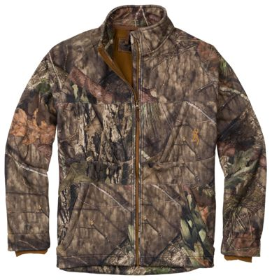 Browning Juneau Jacket for Men - Mossy Oak Break-Up Country - M thumbnail