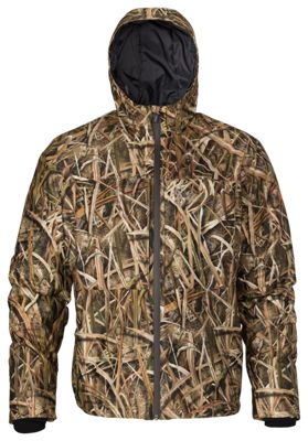 Browning Wicked Wing Insulated Wader Jacket for Men - Mossy Oak Shadow Grass Blades - 2XL thumbnail