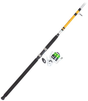 Bass Pro Shops King Kat Rod and Reel Spinning Combo thumbnail