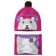 Columbia Snow More Hat and Gaiter Set for Toddlers