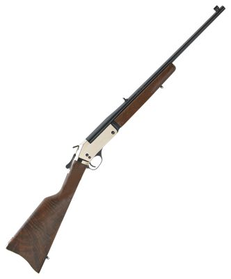 Henry Single Shot Rifle with Brass Receiver thumbnail