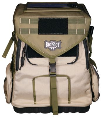 Big Foot Extended Carry Waterfowl Work Station Blind Bag