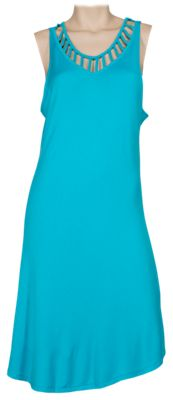 Wearabouts by Dotti Sun Seeker Swimsuit Cover-Up for Ladies - Scuba - L
