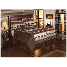 Bob Timberlake Bear Tracks Collection Bedding Set