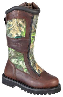 6a15e697029 New! RedHead Bayou NWTF Waterproof Side-Zip Snake Hunting Boots for Kids