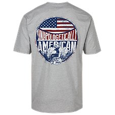 3861eb6e Bass Pro Shops Unapologetically American T-Shirt for Men