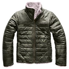 The North Face Reversible Mossbud Swirl Jacket for Kids Image