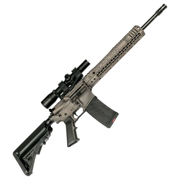 Black Rain Ordnance Spec-15+ Limited Edition Carbine Semi-Auto Rifle in Smith's Gray with Optics Package thumbnail