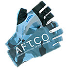 Pei L//XL Huk Mens Current Camo Sun Gloves Quick-Drying Fingerless Fishing Gloves with UPF 30+ Sun Protection