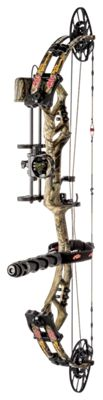 PSE Archery Bow Madness Unleashed RTS Pro Compound Bow Package