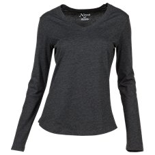 Natural Reflections Essential V-Neck T-Shirt for Ladies