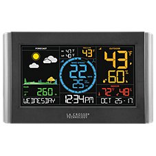 La Crosse Technology Color Wireless Wi-Fi Professional Weather Station Image