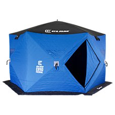 Clam C-890 Thermal Hub Ice Shelter