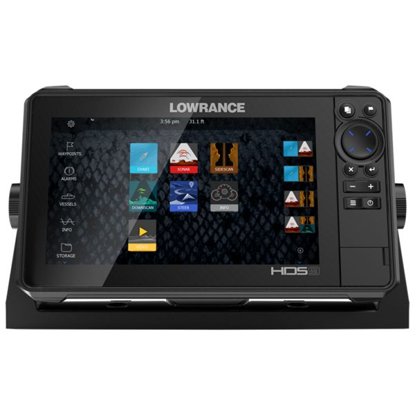 Lowrance HDS LIVE 9 Fish Finder/Chartplotter - No Transducer