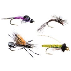 94e45d5db Umpqua Trout Fly Assortment 12 Piece