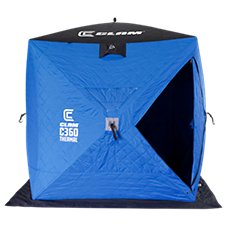 Clam C-360 Thermal Hub Ice Shelter