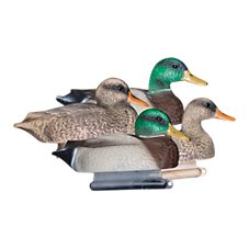 BigFoot Lifesize Mallard Floater Duck Decoys