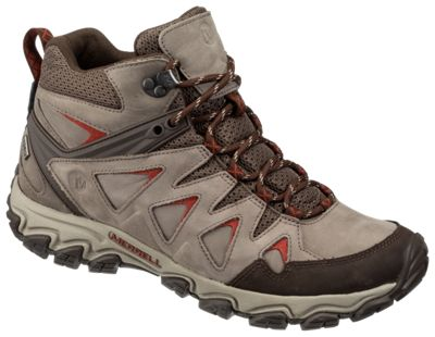 Merrell Pulsate 2 Mid Leather Waterproof Hiking Boots for