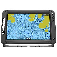 Lowrance Elite-12 Ti2 Fish Finder/Chartplotter with US Inland Charts and Active Imaging 3-in-1 Image