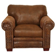 American Furniture Classics Lodge Buckskin Collection Chair