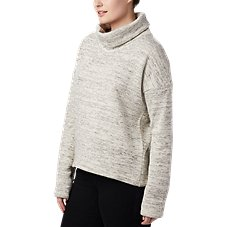 Columbia Chillin Fleece Long-Sleeve Pullover for Ladies