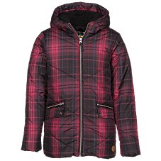 Bass Pro Shops Puffer Coat for Toddlers or Girls Image