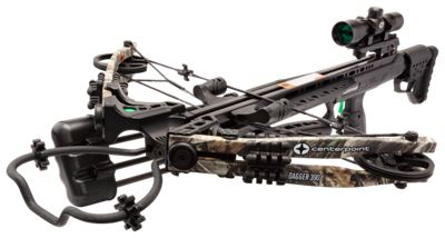 CenterPoint Dagger 390 Crossbow Package