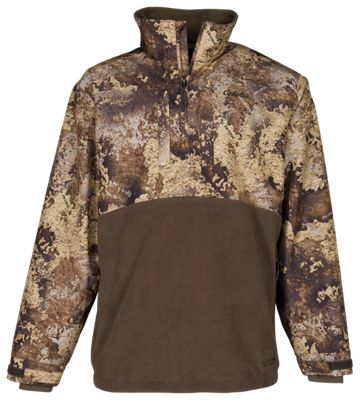 Cabela's Northern Flight Mid-Season Quarter-Zip Jacket for Men – TrueTimber Prairie – 3XL