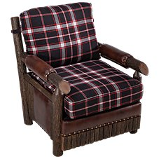 Old Hickory Furniture Phantom Ranch Cody Club Chair