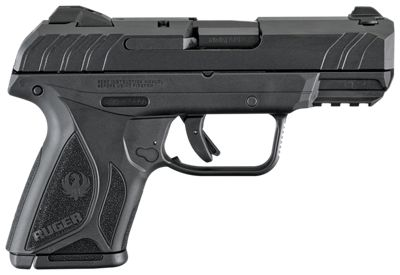 Ruger Security-9 Compact Semi-Auto Pistol