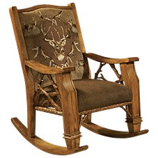 Marshfield Whitetail Ridge Furniture Collection Rocker