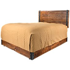 Old Hickory Furniture Brooklyn Reclaimed Furniture Collection Bed