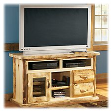 Mountain Woods Furniture Gnarly TV Stand