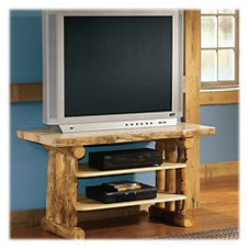 Mountain Woods Furniture Grizzly TV Stand