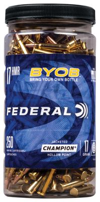 Federal Champion BYOB Rimfire Ammo