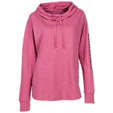 Cabela's Cowl-Neck Long-Sleeve Hoodie for Ladies Image
