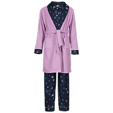 Bass Pro Shops Snowflakes 3-Piece Pajama Set for Infants, Toddlers, or Kids