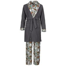 Bass Pro Shops Deer and Trees 3-Piece Pajama Set for Infants, Toddlers, or Kids