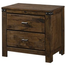American Furniture Classics Ozark Bedroom Collection Night Stand