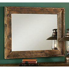 Mountain Woods Furniture Wyoming Collection Mirror