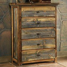 Mountain Woods Furniture Wyoming Collection 5-Drawer Chest