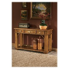 Marshfield Whitetail Ridge Furniture Collection Sofa Table