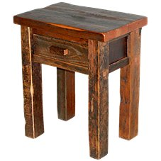 Old Hickory Furniture Old Timber Furniture Collection Nightstand