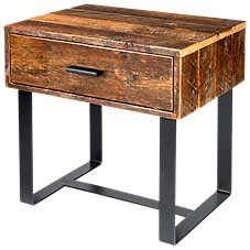 Old Hickory Furniture Brooklyn Reclaimed Furniture Collection Nightstand