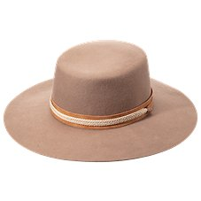 Bob Timberlake Wool Felt Gaucho Hat for Ladies