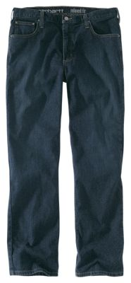Carhartt Rugged Flex Relaxed Straight Jeans for Men - Superior - 36x34