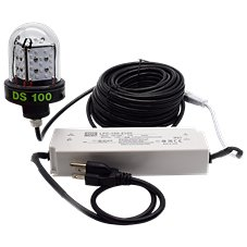 Hydro Glow DS100 Underwater Dock Light