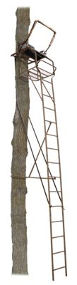 API Outdoors Ultra-Steel Extreme 20' Ladder Stand thumbnail