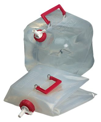 Fold-A-Carrier Water Container - 2-1/2 Gallon