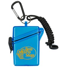 Bass Pro Shops See It Safe Waterproof Badge or ID Holder